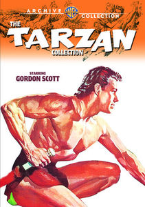 The Tarzan Collection: Starring Gordon Scott