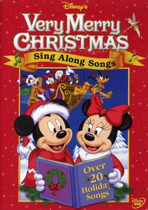 Disney's Sing Along Songs: Very Merry Christmas