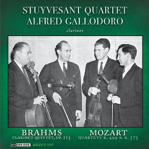 Stuyvesant Quartet with Al Gallodoro