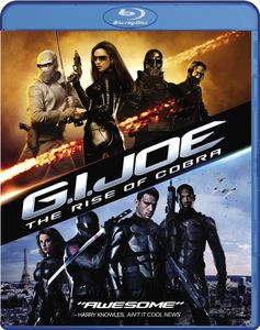 G.I. Joe: The Rise Of Cobra [WS] [Single Disc]