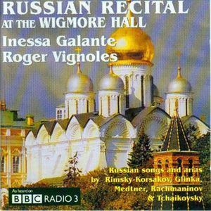Russian Recital at Wigmore Hall