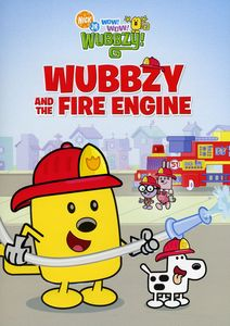 Wow Wow Wubbzy: Wubbzy and The Fire Engine