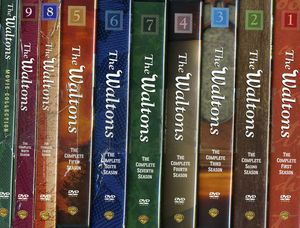 The Waltons Seasons 1-9 & the Movie Collection