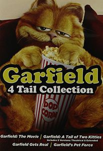 Garfield 4 Tail Collection