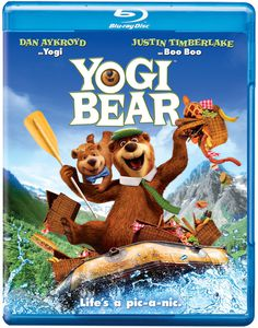 Yogi Bear [2011] [WS] [Blu-ray/ DVD/ Digital Copy Combo] [O-Sleeve]