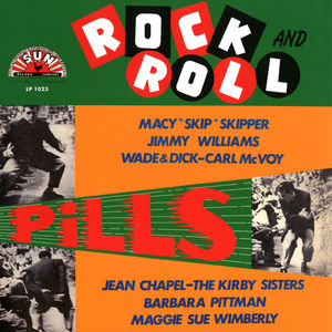 Rock & Roll Pills /  Various