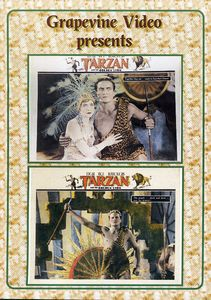 Tarzan and The Golden Lion [1927] [B&W] [Silent]