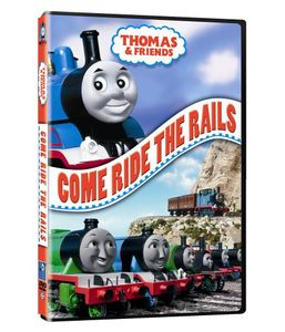Come Ride the Rails: Thomas & Frineds