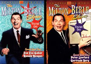 Milton Berle Show, Vol. 1 and 2 [TV Shows][B&W]