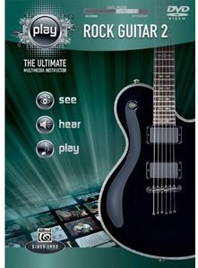Alfred's PLAY Series Rock Guitar, Vol. 2