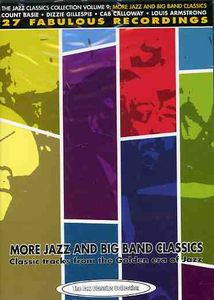 More Jazz & Big Band Classics /  Various