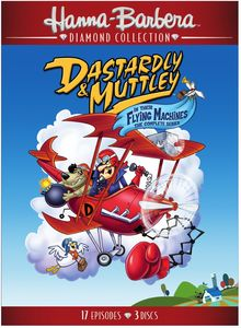 Dastardly & Muttley in Their Flying Machines: The Complete Series