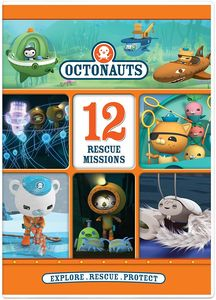Octonauts: 12 Rescue Missions