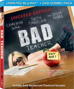 Bad Teacher [WS] [Unrated] [Blu-ray/ DVD Combo] [2 Discs]