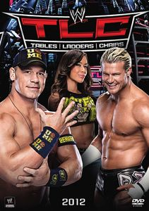 WWE TLC: Tables, Ladders and Chairs 2012