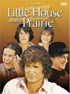 Little House on the Prairie: Season 5-1978-1979 [Import]