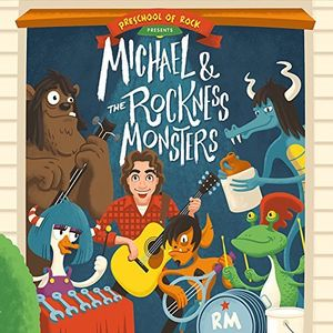 Michael & the Rockness Monsters
