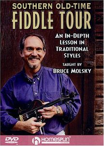 Southern Old-Time Fiddle Tour [Instructional]