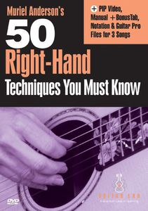 50 Right Hand Techniques You Must Know