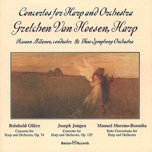 Concertos for Harp & Orchestra /  Various