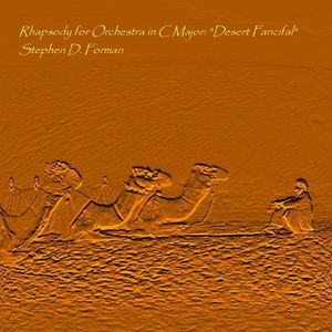 Rhapsody for Orchestra C Major Desert Fancifal