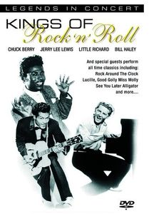 Kings Of Rock 'N Roll: Legends In Concert
