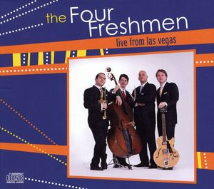 Four Freshmen : Live from Las Vegas