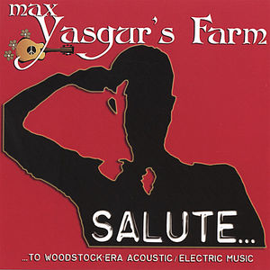 Salute! to Woodstock Era Acoustic Music