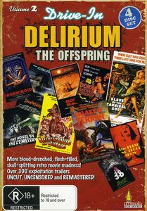 Drive in Delirium-The Offspring