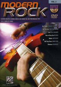 Guitar Play Along: Modern Rock 2