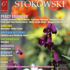 Percy Grainger Favorites