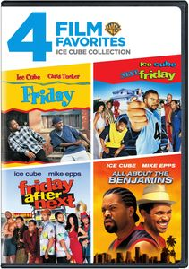 4 Film Favorites: Ice Cube Collection [2 Discs]