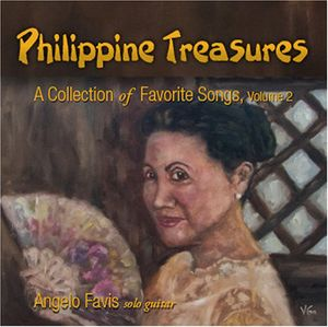 Philippine Treasures-A Collection of Favori 2