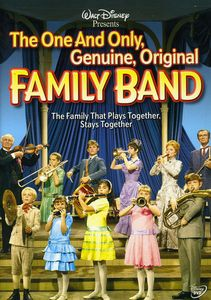 The One and Only, Genuine, Original Family Band