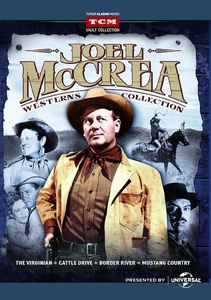 Joel McCrea Westerns Collection