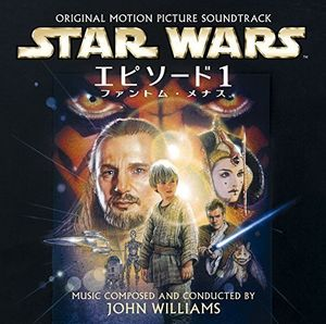 Star Wars Episode 1 - Phantom Menace (Original Soundtrack) [Import]