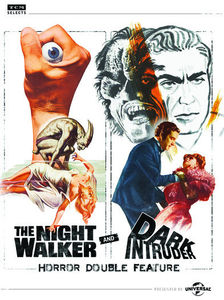 The Night Walker /  Dark Intruder (Horror Double Feature)