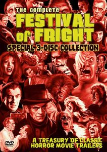 Festival Of Fright [3 Discs]