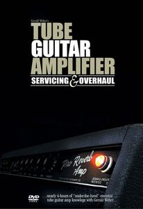 Tube Guitar Amplifier Service & Overhaul
