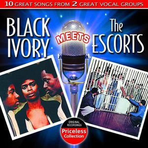 Black Ivory Meets the Escorts
