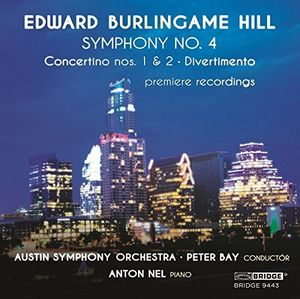 Edward Burlingame Hill: Symphony No. 4