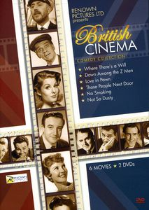British Cinema Comedy Collection