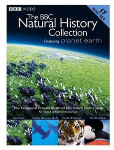 The BBC Natural History Collection [WS] [Gift Set] [Slipcase] [17 Discs]