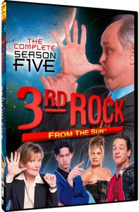 3rd Rock From the Sun: The Complete Season Five