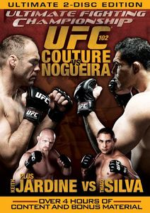 UFC 102: Couture Vs Nogueira