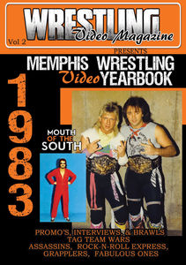 1983 Memphis Wrestling Video Yearbook, Vol. 2