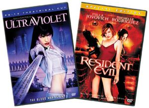 Ultraviolet [2006] [Rated]/ Resident Evil [Side By Side]