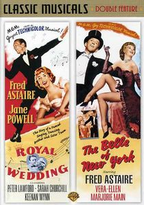 Royal Wedding/ Belle Of New York [Standard] [Double Feature] [Remastered]