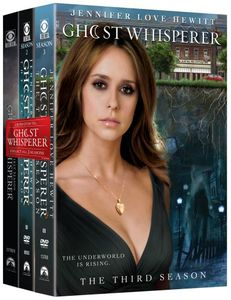Ghost Whisperer: Three Season Pack [WS] [17 Discs] [Sensormatic]
