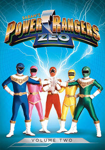 Power Rangers Zeo 2